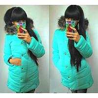 Женская зимняя куртка разные цвета, фото 1