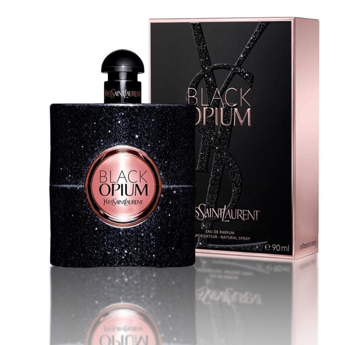 Парфюм для женщин  Yves Saint Laurent Black Opium 90ml  реплика