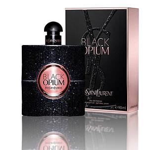 Парфюм Yves Saint Laurent Black Opium 90ml ( Блэк Опиум )реплика, фото 2