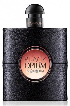 Парфюм для женщин  Yves Saint Laurent Black Opium 90ml  реплика, фото 2