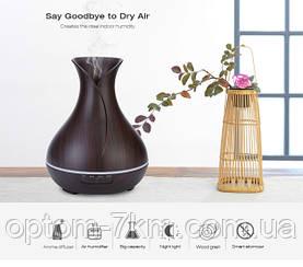 Air Cleaner Очиститель увлажнитель воздуха с RGB подстветкой S