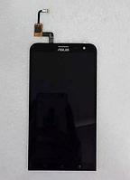 Оригинальный дисплей (модуль) + тачскрин (сенсор) для Asus ZenFone 2 Laser 6.0 ZE601KL (черный цвет)