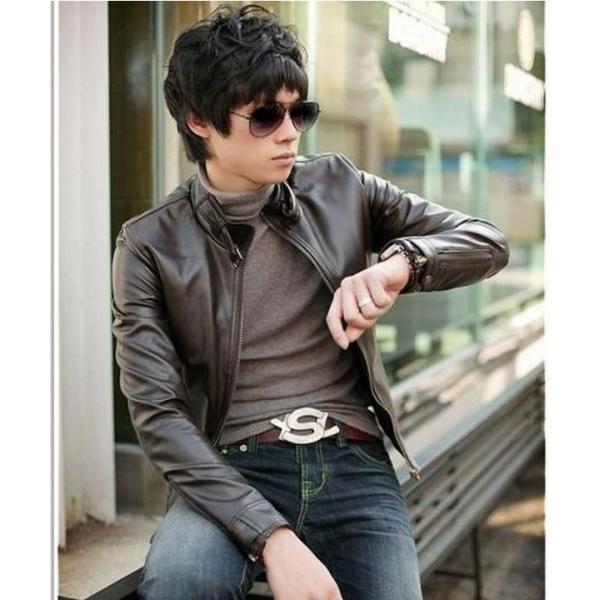 1f942bf97b4b Мужская куртка весна осень   американский стиль - V-grupe - Интернет-магазин  в