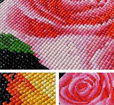 Алмазная вышивка и картины для рисования по номерам