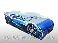 Детская кровать машинка Бугатти / Bugatti MS400