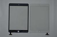 Тачскрин / сенсор (сенсорное стекло) для Apple iPad mini | iPad mini 2 (белый цвет, без микросхемы) + СКОТЧ
