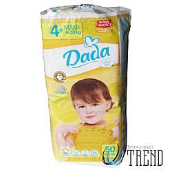 Підгузники DADA PREMIUM 4+ maxi (9-20 кг) 50 шт.