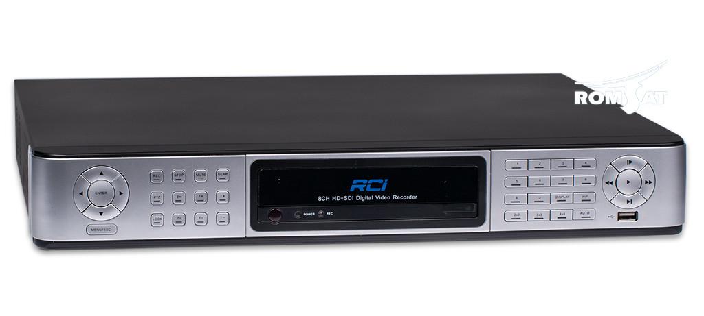 Видеорегистратор RCI RVSDI-8S