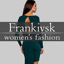Мистецтво носити сукню з відкритою спиною. Frankivsk Fashion
