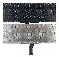"""Клавиатура для ноутбука Apple Macbook Air 11"""" A1370 A1465 (русская раскладка, 2011-2012гг.,вертикальный Enter)"""