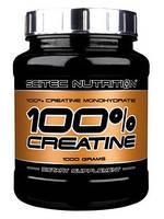 Креатин Scitec 100 % моногидрат 1000 грамм