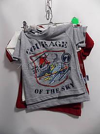 80fc4a21 Футболка детская на мальчика (1-4 лет) - купить оптом со склада Одесса