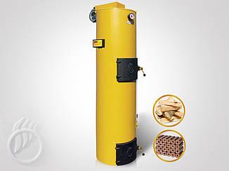 Твердотопливный котел длительного горения Stropuva S10P с автоматикой