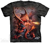 Футболка The Mountain - Fire Dragon
