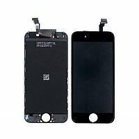 Дисплей для APPLE iPhone 6 с чёрным тачскрином high copy