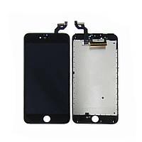 Дисплей для APPLE iPhone 6s Plus с чёрным тачскрином high copy