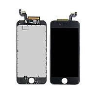 Дисплей для APPLE iPhone 6s с чёрным тачскрином high copy