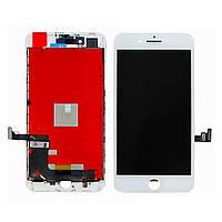Дисплей для APPLE iPhone 8 Plus с белым тачскрином high copy