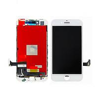 Дисплей для APPLE iPhone 8 с белым тачскрином