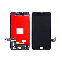 Дисплей для APPLE iPhone 8 с чёрным тачскрином