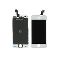 Дисплей для APPLE iPhone SE с белым тачскрином Н/С