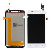 Дисплей для LENOVO S650 в комплекте с белым тачскрином