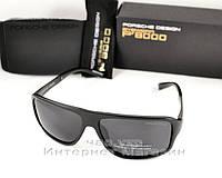 Солнцезащитные очки Porsche Design Polarized Антибликовое покрытие Прямоугольные новинка Порш люкс реплика, фото 1
