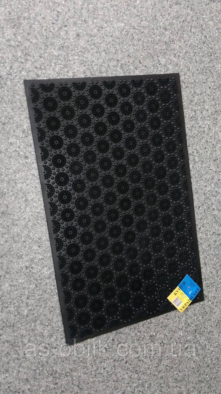 Резиновый коврик 580 х 365 мм