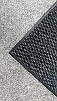 Коврик под дверь серого цвета 700х6200  мм