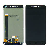 Дисплей для XIAOMI Redmi Note 5A Prime с чёрным тачскрином