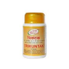 Трикунтак - камни в почках, цистит, отеки, задержка мочи, уретрит, инфекции мочевыводящих путей Trikuntak