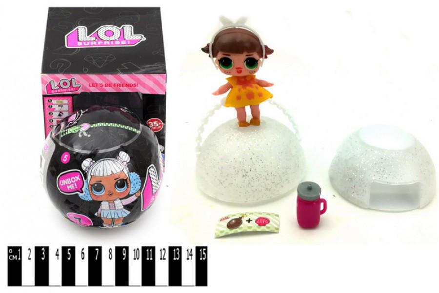 L.O.L. Кукла Surprise, L.O.L. кукла лол большая, куклы лол 7 сезон