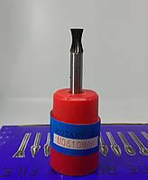 Борфреза (U) 6х18х6 цилиндрическая вогнутая твердосплавная