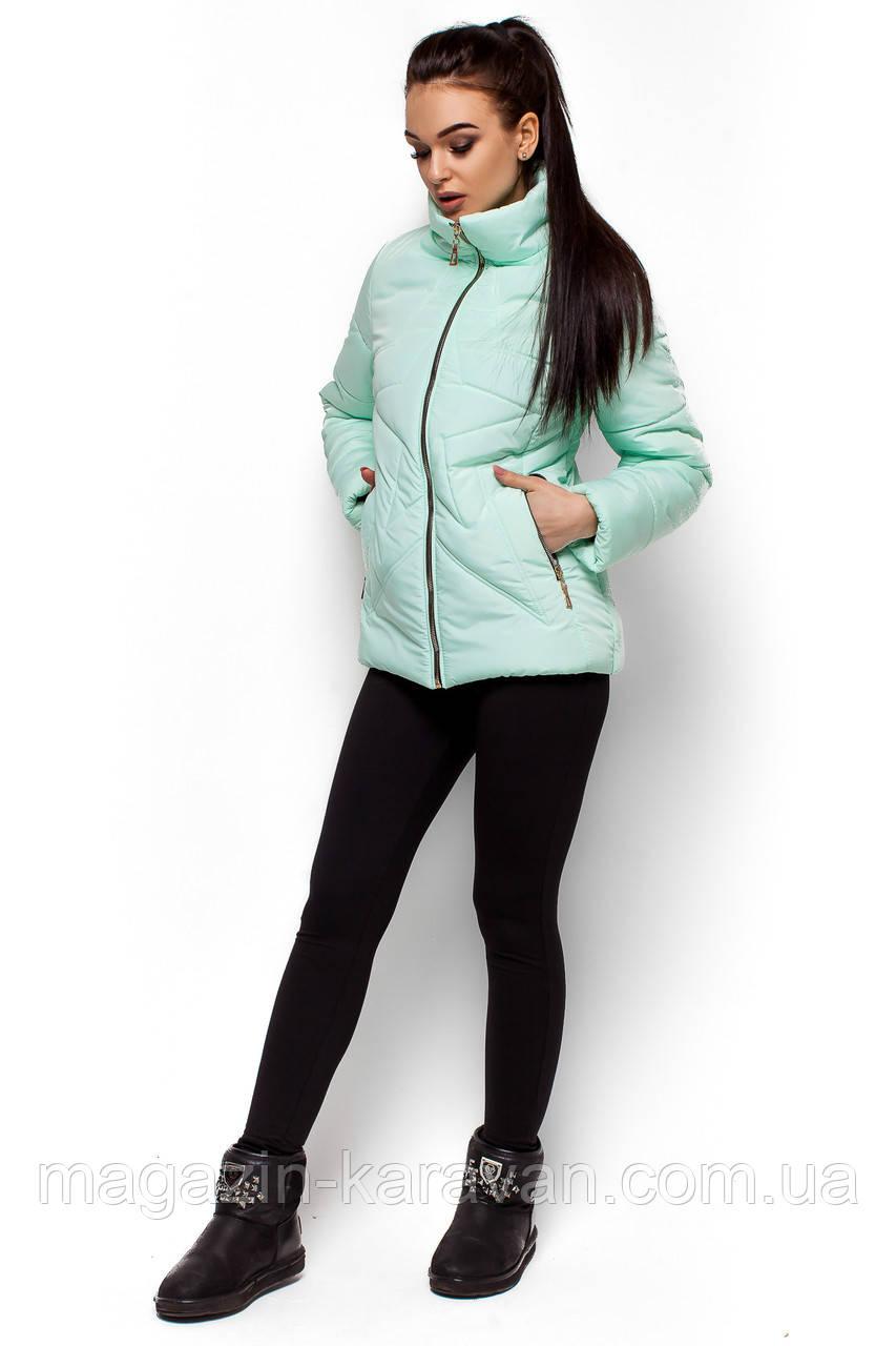 Зимняя куртка Мерлин ментол (S,M,L)