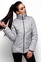 Зимняя куртка Мерлин серый (S,M,L), фото 1