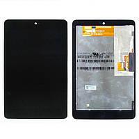 Дисплей для ASUS Google Nexus 7 ME370 (2012, 1st Gen) в комплекте с чёрным тачскрином