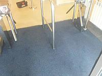 Придверні килимки «Париж» синій