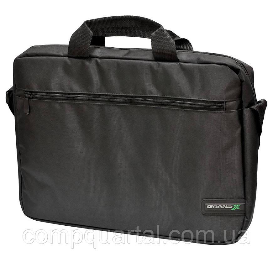 "Сумка для ноутбука Grand-X SB-120 15.6"" Black"