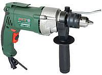 Дрель ударная DWT BM-710 (2 BH-W6 + 1 BH-M10(HSS-R))