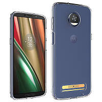 Ультратонкий чехол для Motorola Moto Z3 Play