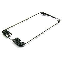 Дисплейная рамка для APPLE iPhone 6 чёрная с термоклеем Н/С