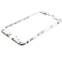 Дисплейная рамка для APPLE iPhone 6s Plus белая с термоклеем копия ААА