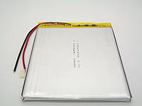 Аккумулятор 5000mAh, 3.7v 40100100 для планшетов и электронных книг
