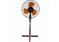 Вентилятор Domotec FS-1619, вентилятор бытовой, напольный вентилятор