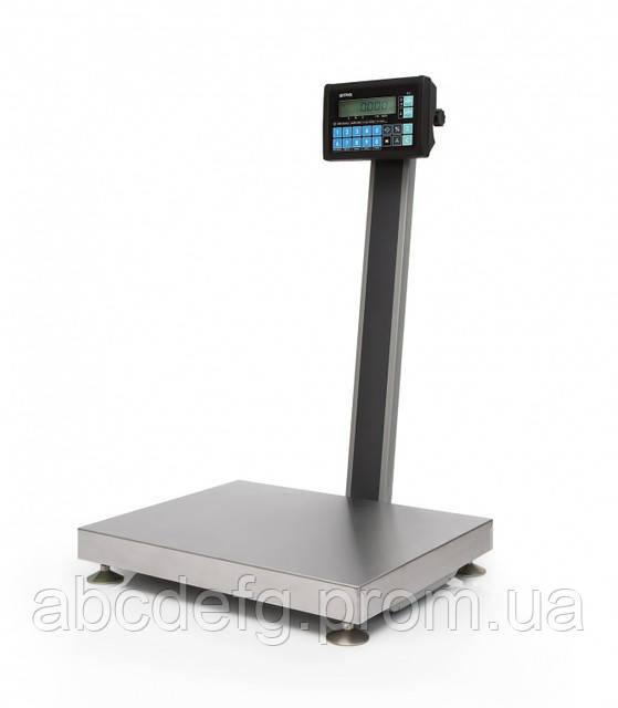 Весы товарные напольные Штрих СЛИМ 500 60–10.20 Д3 А