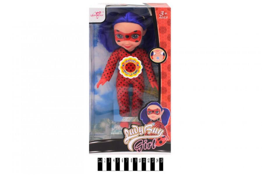 Кукла музыкальная Леди Баг ZQ30318, кукла 31 см