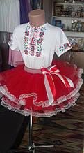 Фатиновая юбка Р-ДЮ-0021