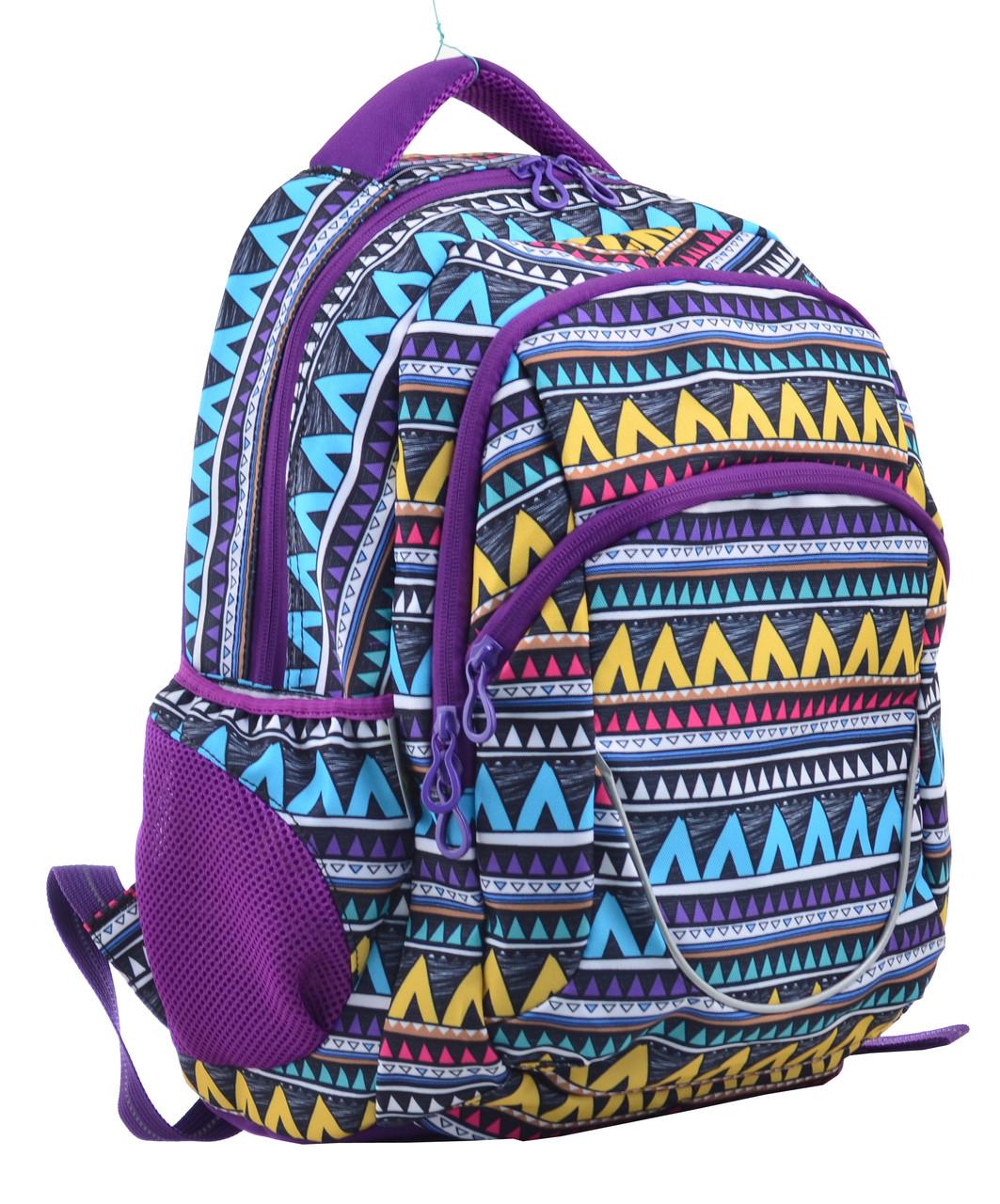 Рюкзак городской YES Т-45 Carten 554858, 17 л,фиолетовый