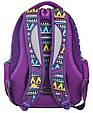 Рюкзак городской YES Т-45 Carten 554858, 17 л,фиолетовый, фото 4