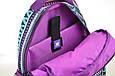 Рюкзак городской YES Т-45 Carten 554858, 17 л,фиолетовый, фото 5